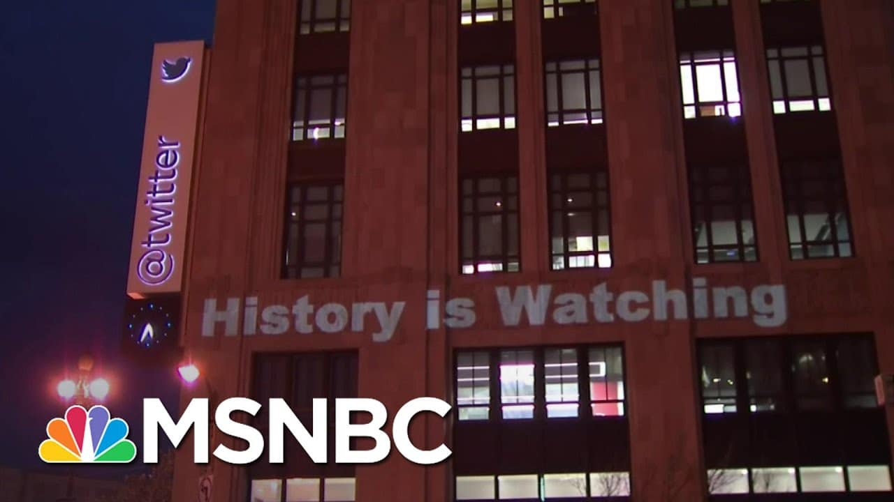 Fmr. Google Ethicist: 'Social Media Has Destroyed Our Common Ground' | The Last Word | MSNBC 1