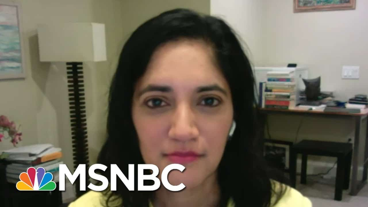 U.S. Records Highest Number Of Virus Deaths And New Cases | Morning Joe | MSNBC 1