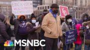Chicago Resident On Mercy Hospital Closure | Craig Melvin | MSNBC 5