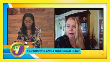 Friendships & a Historical Game: TVJ Smile Jamaica - November 30 2020 6