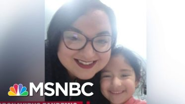 A Single Mother Details Her Pandemic Financial Struggle | Katy Tur | MSNBC 6
