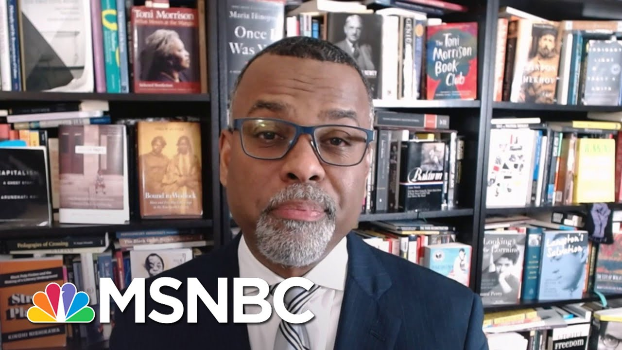 Glaude: 'There Is A Moral Rot In The Nation And Donald Trump Is Just Its Avatar' | Deadline | MSNBC 1