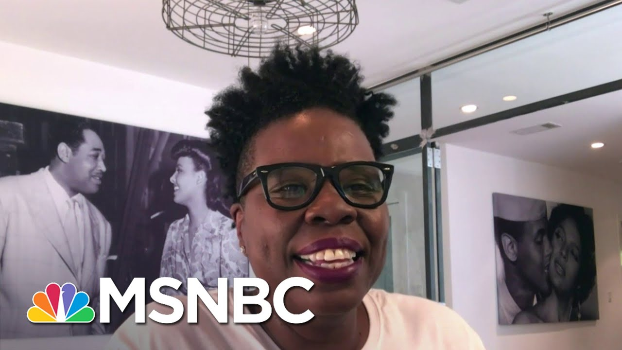 Leslie Jones Joins Nicolle Wallace To Talk About Her 2020 Commentary   Deadline   MSNBC 1