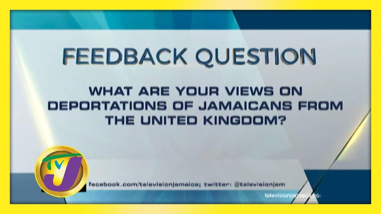 TVJ News: Feedback Question - November 30 2020 1