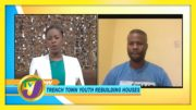 Trench Town Youth Rebuilding Houses: TVJ Smile Jamaica - December 9 2020 5