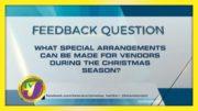 TVJ News: Feedback Question - December 9 2020 4
