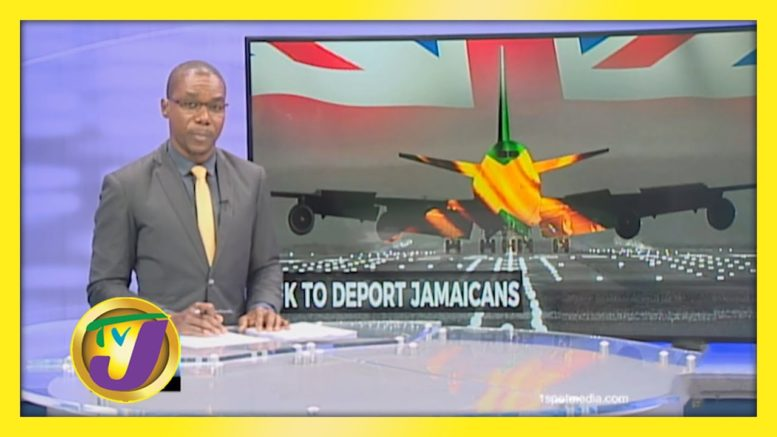Jamaicans to be Deported from UK - November 30 2020 1