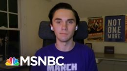 David Hogg: Change Happens 'When We Engage In Our Democracy'   The Last Word   MSNBC 9