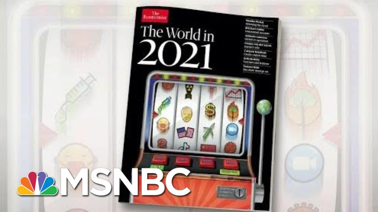 The Economist Looks Ahead To The World In 2021 | Morning Joe | MSNBC 1