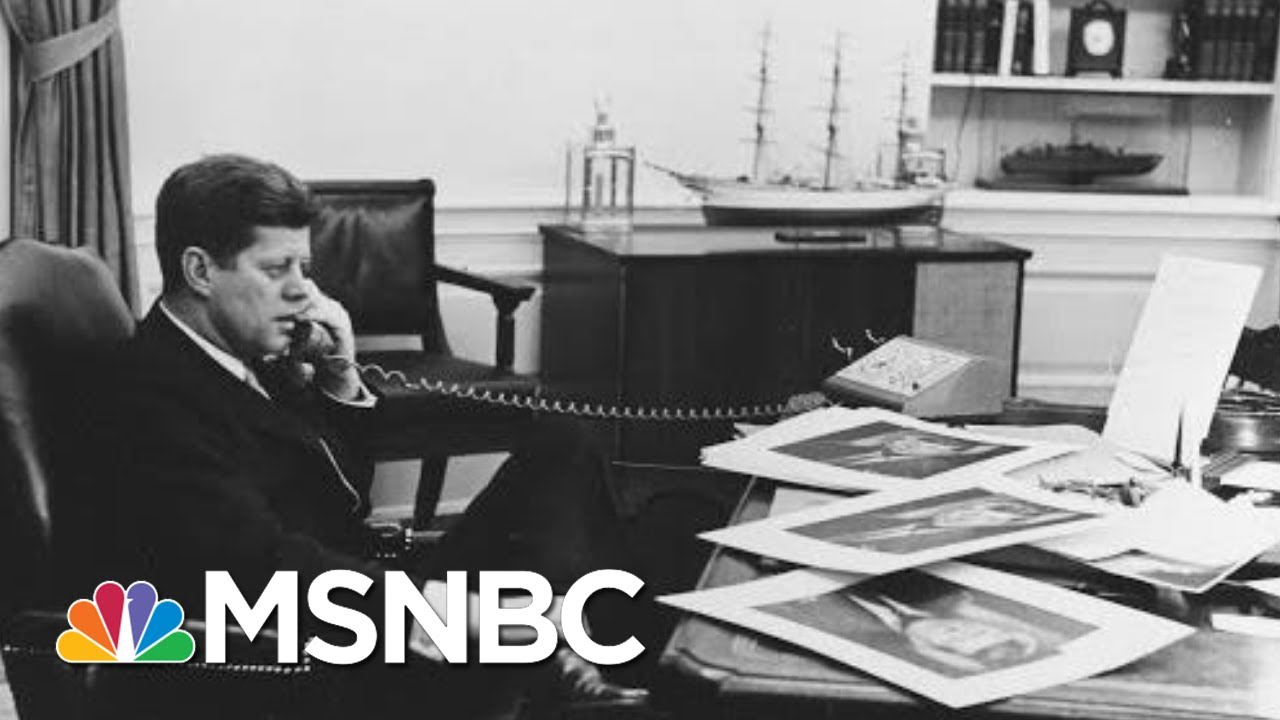What Biden Can Learn From JFK's Time In Office | Morning Joe | MSNBC 1