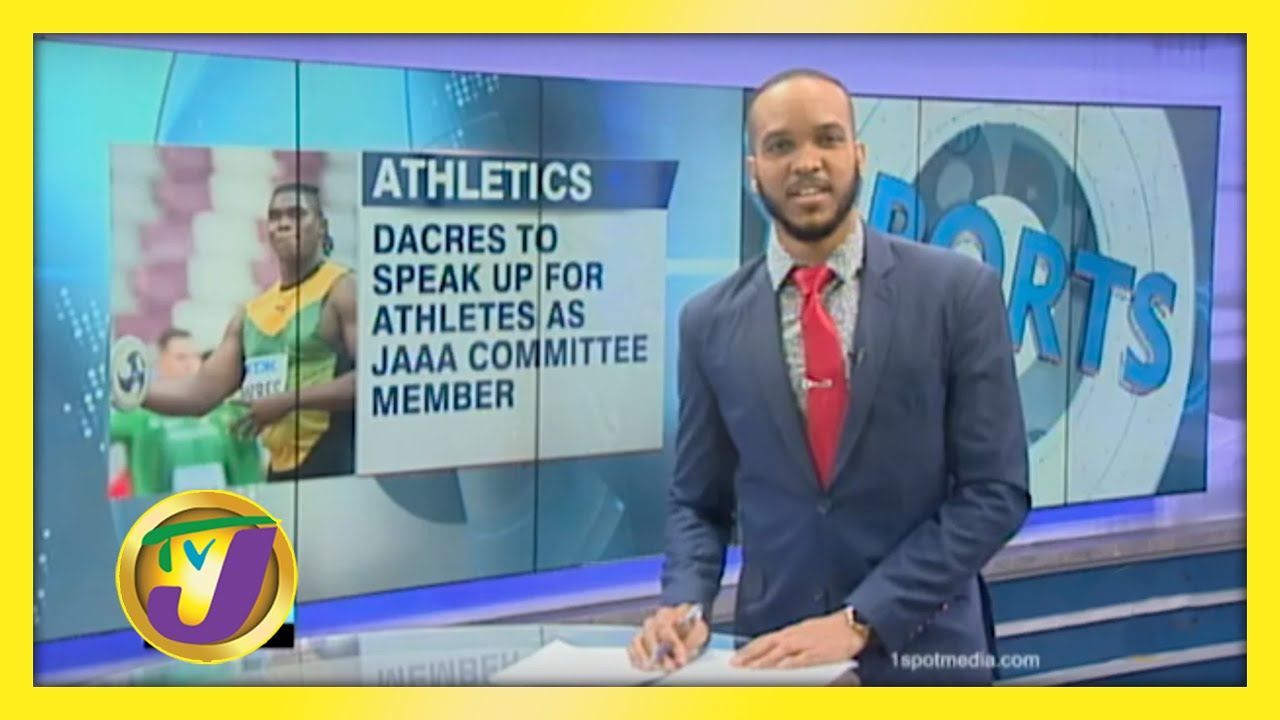 Dacres to Speak up for Athletes in New Role - November 30 2020 1