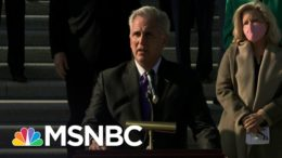 House Minority Leader McCarthy Backs Texas Lawsuit To Overturn Election | Katy Tur | MSNBC 9