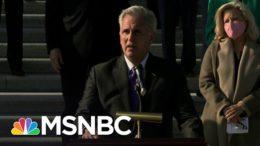 House Minority Leader McCarthy Backs Texas Lawsuit To Overturn Election | Katy Tur | MSNBC 8