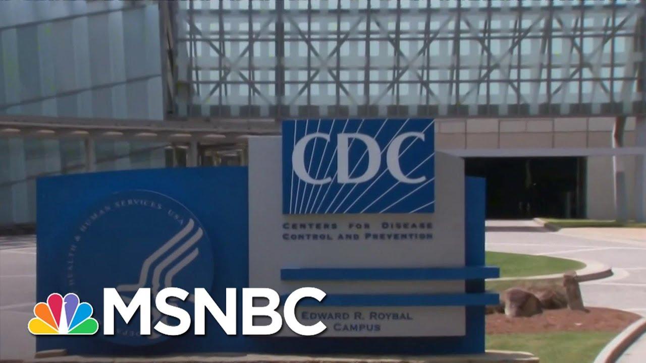 Rachel Maddow Says The CDC Won The Week   The ReidOut   MSNBC 1