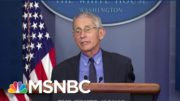 As Trump Fumbles Covid-19, Fauci Explains What Could Extend The Pandemic Through 2022 5