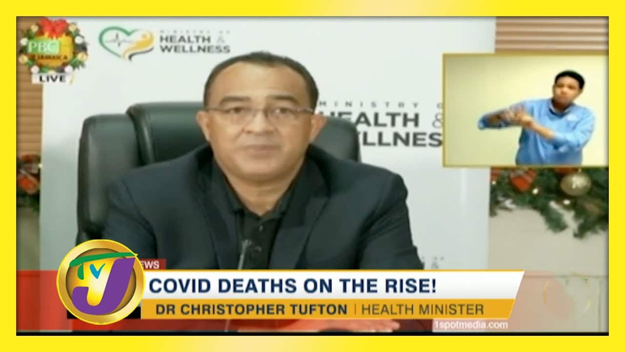 Covid Deaths on the Rise! - December 10 2020 1