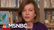 'Lincoln Told You No': Texas GOP Rebuked For Secession Talk | The 11th Hour | MSNBC 4