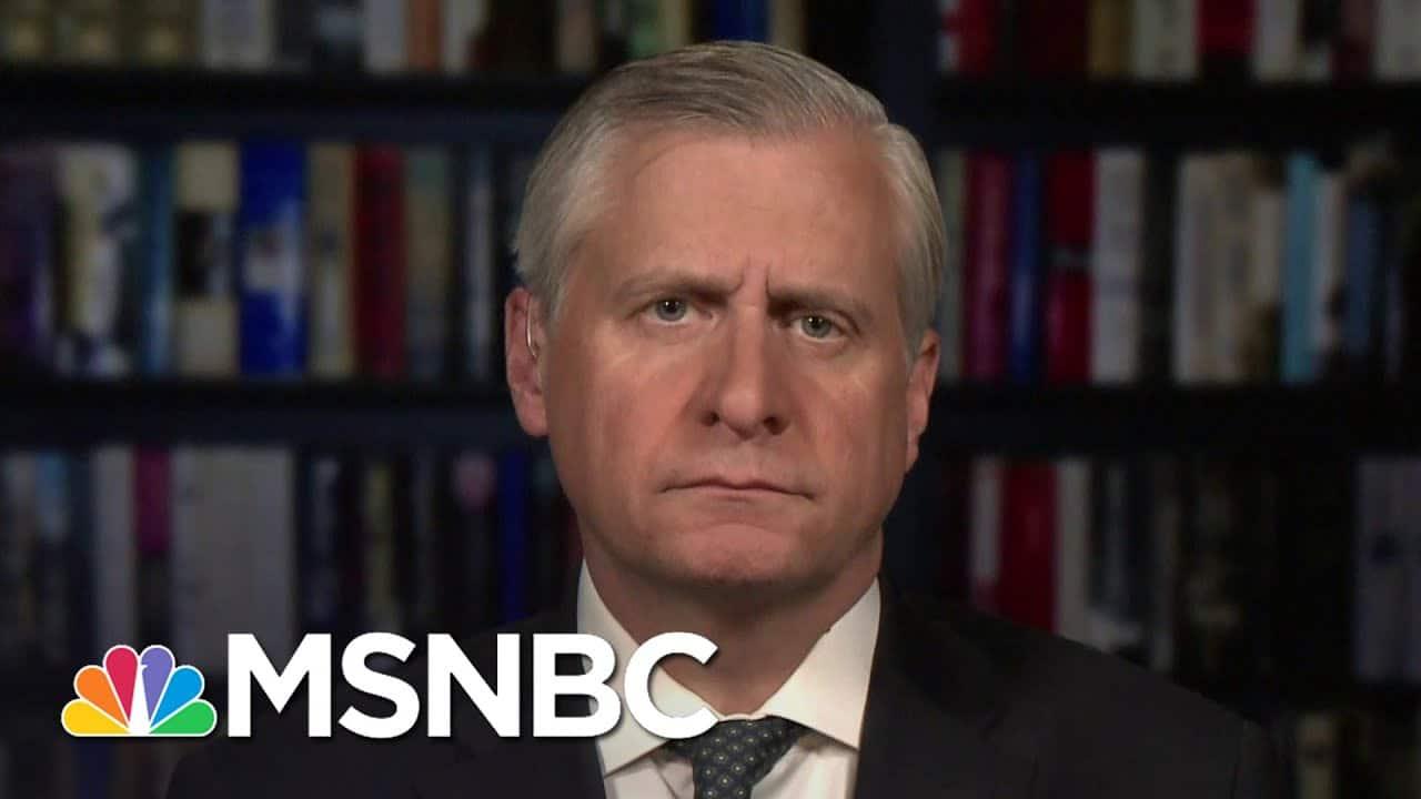 Jon Meacham: We Can Agree On The Purpose Of America   The Last Word   MSNBC 1