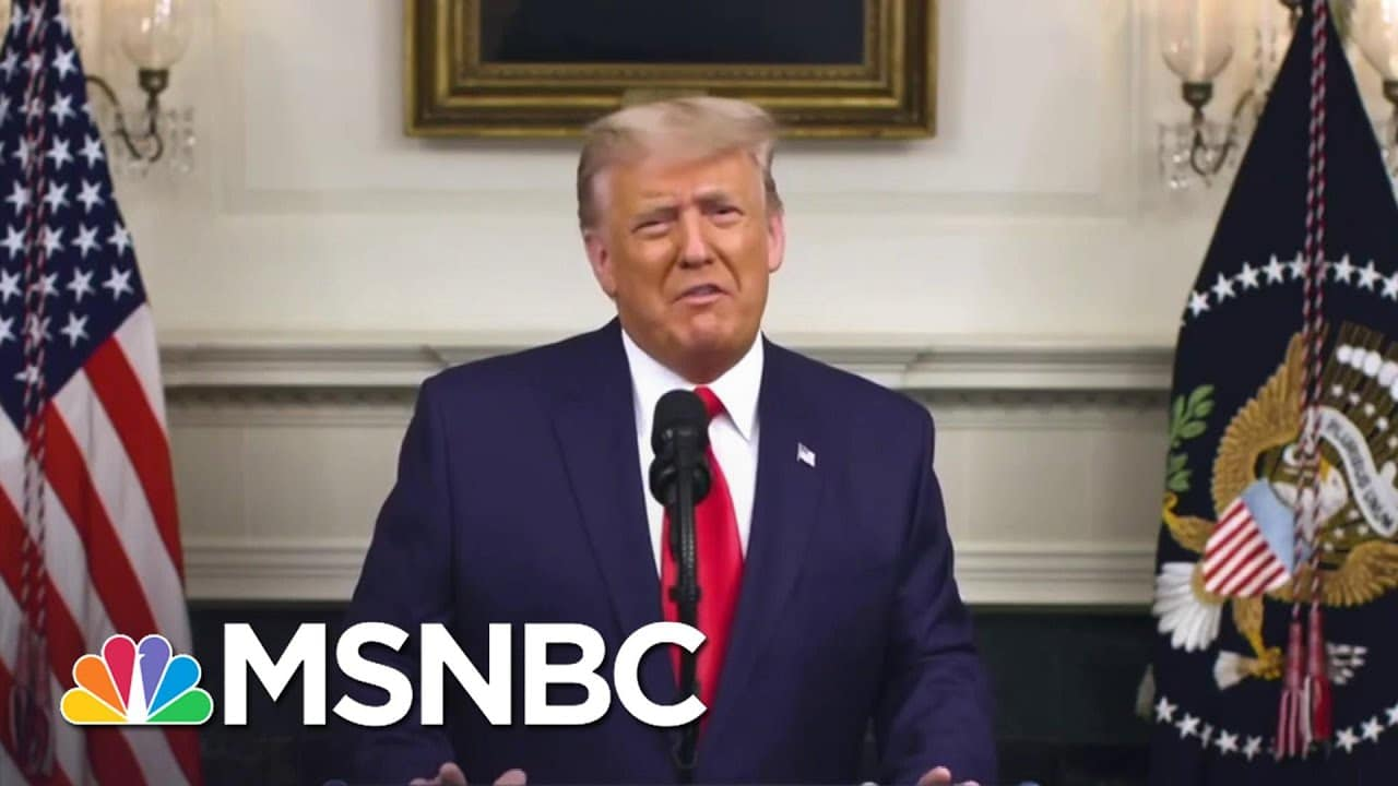 Trump, GOP Unlikely To Give Up Election Grievance Fundraising Regardless Of Losses   Rachel Maddow 5