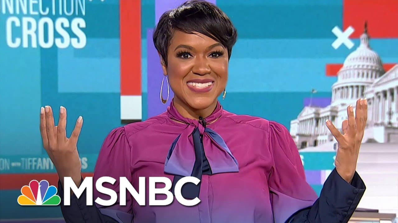 The Cross Connection's Tiffany Cross On Her History and Vision For Dynamic New Show | MSNBC 1