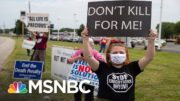 Trump Administration Will See Three More Federal Executions Sparking Controversy | MSNBC 2