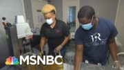 Surviving the Next Wave: Black-Owned Texas Winery Fights To Stay Afloat Amid Covid | MSNBC 4