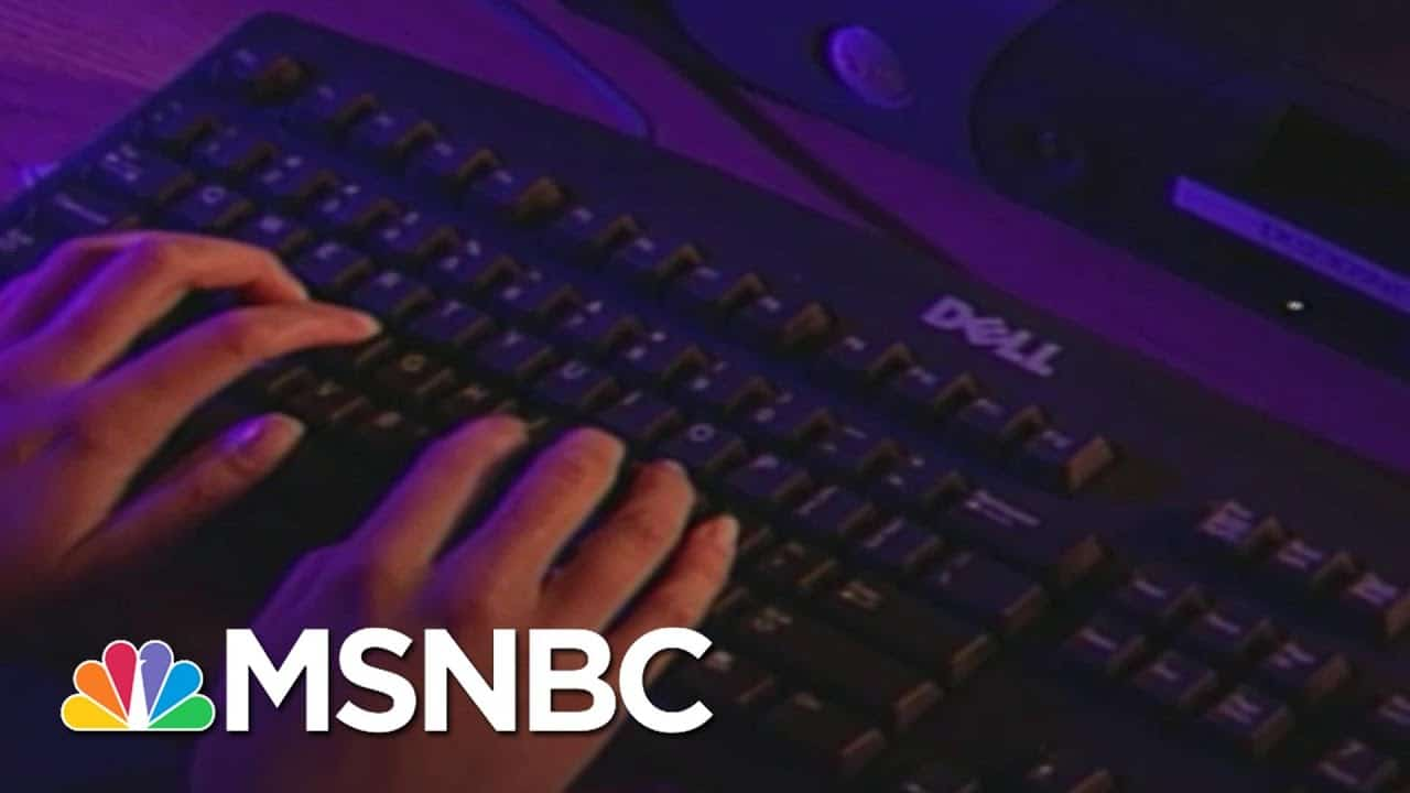 Cyber Security Official Says Russia Behind Hack on U.S Departments of Treasury, Commerce   MSNBC 1