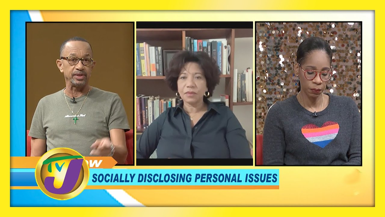 Socially Disclosing Personal issues: TVJ Smile Jamaica - December 11 2020 1