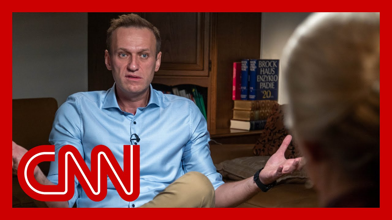 CNN investigation uncovers tailing of Alexey Navalny prior to poisoning 1