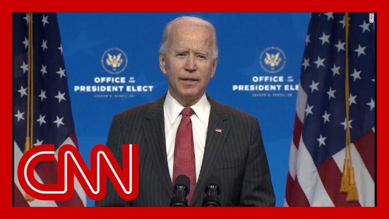 Electoral College formally affirms Biden's presidential win 1