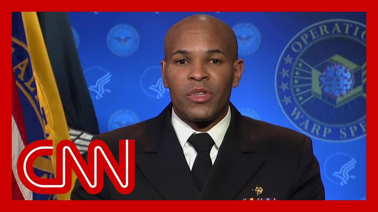 Surgeon General: This is going to be the hardest vaccine distribution in history 1