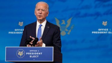 Biden condemns Trump's election claims as an abuse of power 5