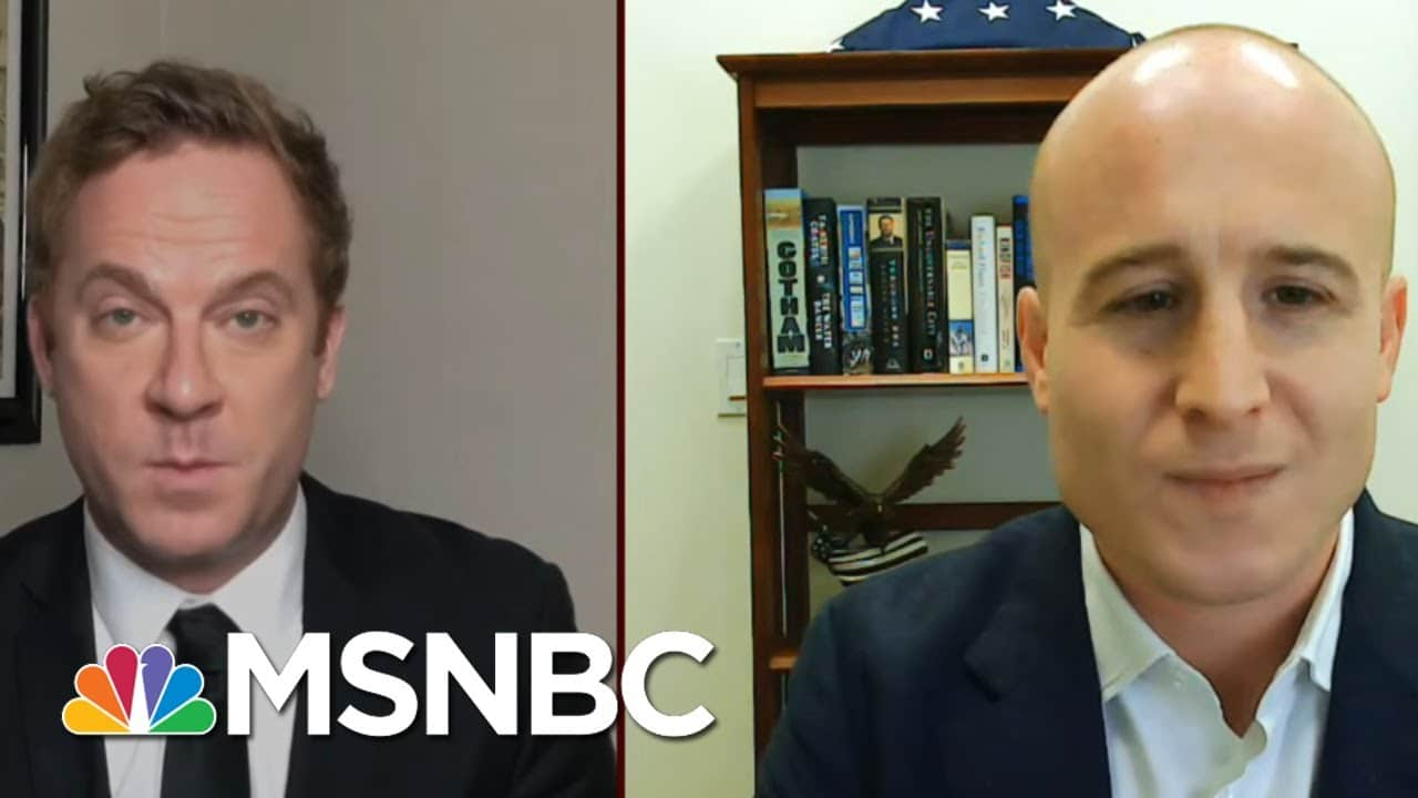 Rep. Max Rose Launches An Exploratory Bid To Run For NYC Mayor | Morning Joe | MSNBC 8