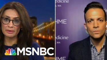 Answering Your Questions About COVID And The Vaccine | MSNBC 6
