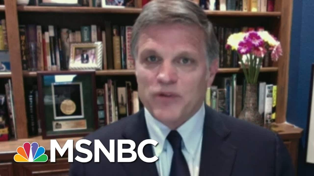 'American Moonshot' Traces JFK And The Great Space Race   Morning Joe   MSNBC 1