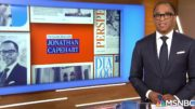 Jonathan Capehart Thanks His Family, NBC News For 'The Sunday Show' Launch | The Sunday Show | MSNBC 5