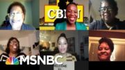 Black Health Care Providers Work To Combat Misinformation About Covid Vaccine | MTP Daily | MSNBC 3