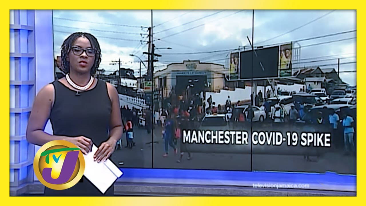 Manchester Brace for Spike in Covid Cases - December 11 2020 1