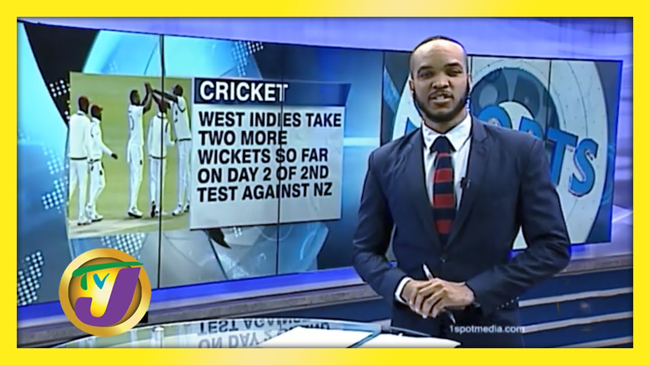 Dropped Chances Hurt Windies on Day 1 - December 11 2020 1