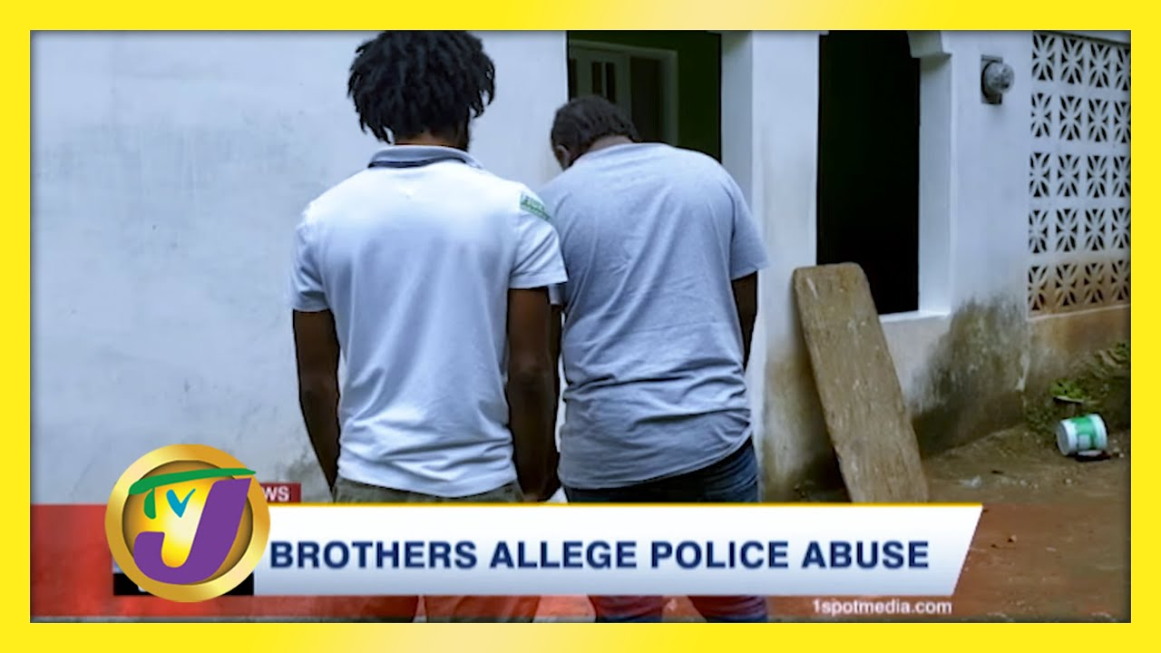 Brothers Allege Police Abuse - December 13 2020 1