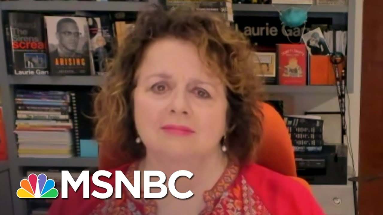 Laurie Garrett: Even With A Vaccine, Wear A Mask And Keep Social Distance | The Last Word | MSNBC 1