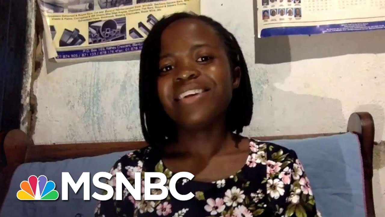 Joyce Chisale: 'I Can Have Something To Share With The World' | The Last Word | MSNBC 2