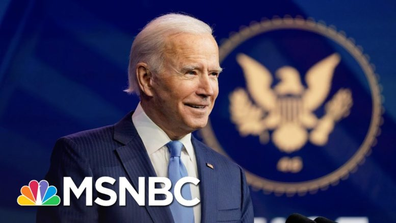 Biden's Win Cemented As First Covid Vaccines Are Deployed | The 11th Hour | MSNBC 1