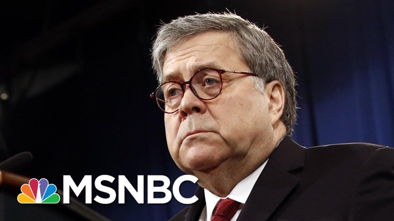 Barr Ends Shameful Tenure That Began With A Big Public Lie About The Mueller Investigation 8