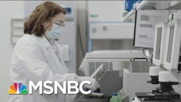 FDA Expected To Grant Emergency Authorization To Moderna Covid Vaccine | Hallie Jackson | MSNBC 6