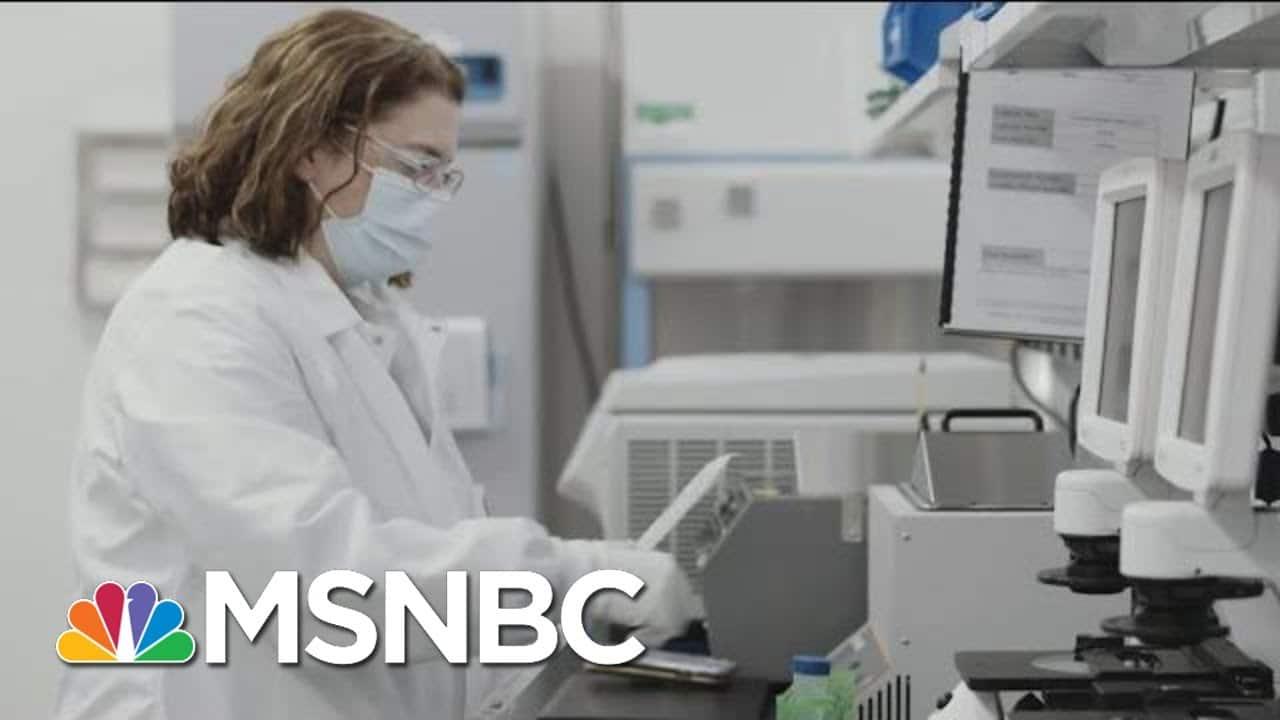 FDA Expected To Grant Emergency Authorization To Moderna Covid Vaccine   Hallie Jackson   MSNBC 1