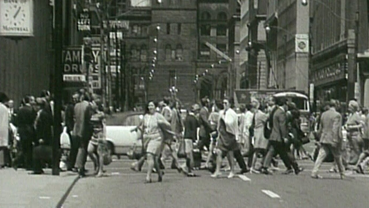 Archive: Here's what parts of downtown Toronto looked like in 1970. 1