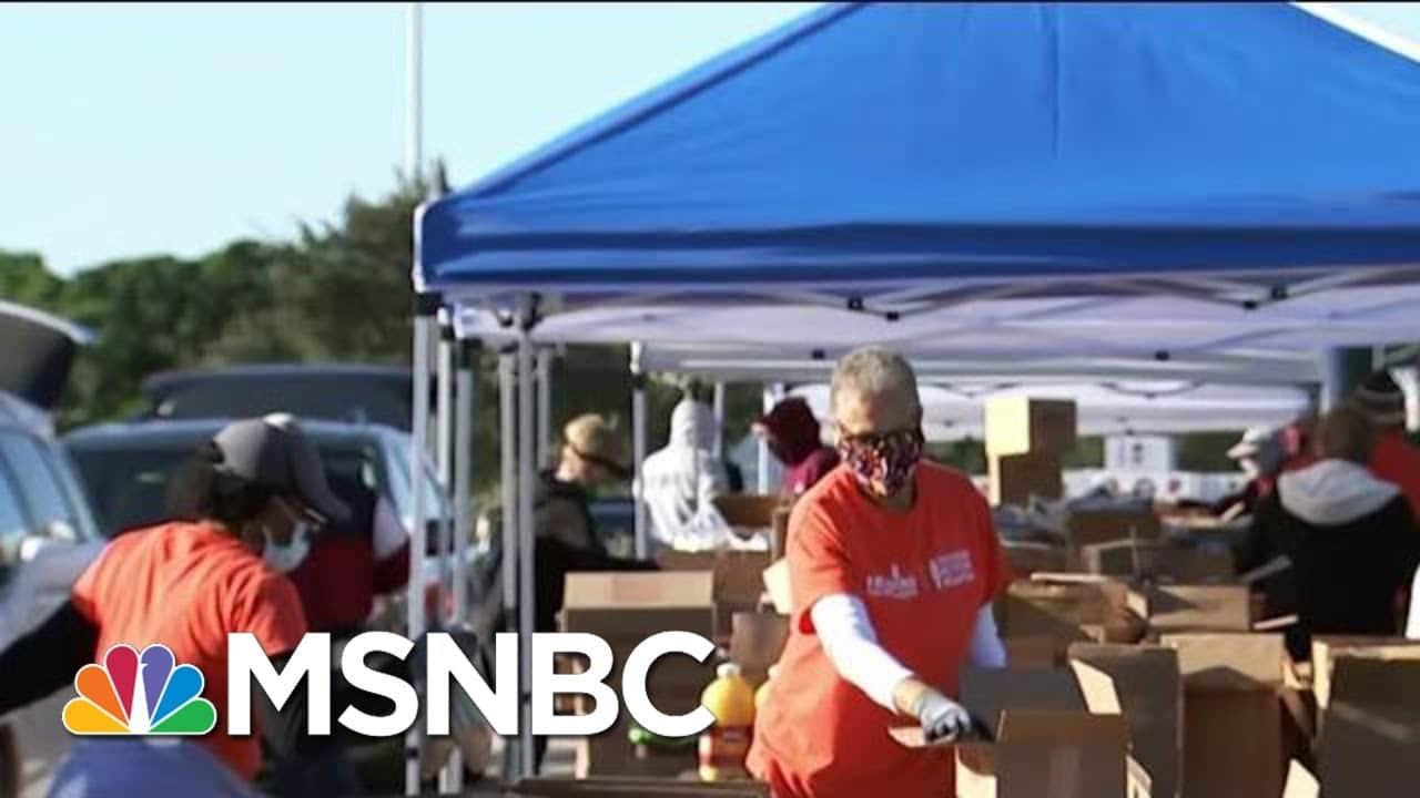 Global Hunger Crisis Intensified By Coronavirus Pandemic   MTP Daily   MSNBC 1