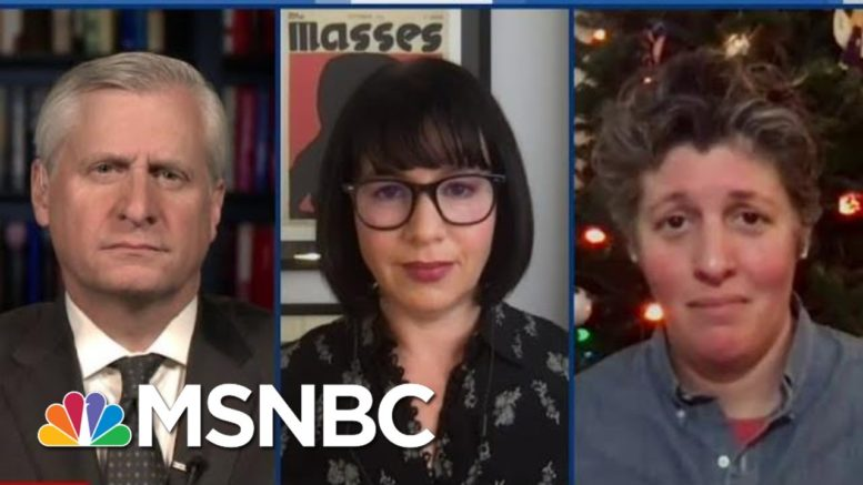 Some Republicans Jump Ship As Electors Lock In Trump's Loss | The Beat With Ari Melber | MSNBC 1