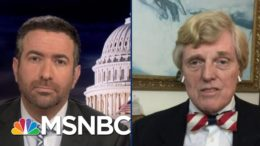 'Disgrace': Trump's Loss Clears Way For AG Barr's Early Exit | The Beat With Ari Melber | MSNBC 5